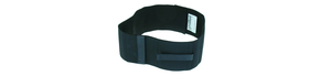Black waist belt, medium