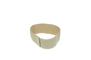 Beige waist belt, large